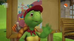 انیمیشن franklin and friends - قسمت 11