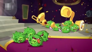انیمیشن angry birds - قسمت 4