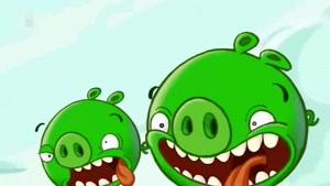 انیمیشن angry birds قسمت 14