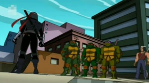 انیمیشن لاکپشتهای نینجا - قسمت 42