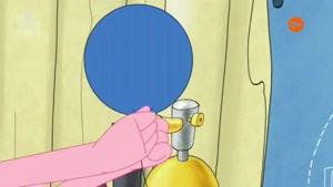 انیمیشن پلنگ صورتی قسمت 14