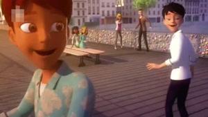 انیمیشن ماجراجویی در پاریس دوبله فارسی فصل 2 قسمت 34