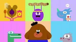انیمیشن آموزش زبان انگلیسی Hey Duggee قسمت 10
