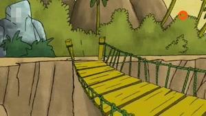 انیمیشن پلنگ صورتی قسمت 12