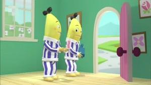 انیمیشن bananas in pyjamas - قسمت 46