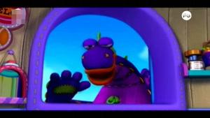 انیمیشن دیبو - قسمت 9 - دردسر بزرگ