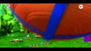 انیمیشن دیبو - قسمت 8