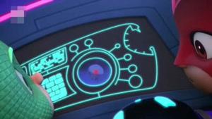 انیمیشن Pj Mask قسمت 50