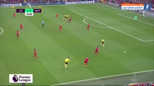 خلاصه بازی لیورپول 2-0 واتفورد