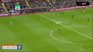 خلاصه بازی لسترسیتی و استون ویلا؛ فاصله لستر با لیورپول تنها 8 امتیاز !