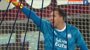 سیو های دیدنی در لیگ فرانسه