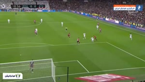 خلاصه بازی رئال مادرید 0-0 بیلبائو