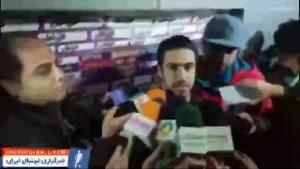 تقاضای کاپیتان سابق استقلال از وزیر ورزش + ویدیو