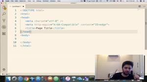 آموزش 3: آموزش سریع html و css و bootstrap