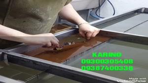 قیمت دستگاه مخمل پاش/اموزش هیدروگرافیک.کارینو  02136472306