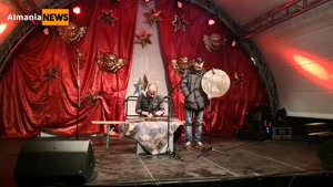 موسیقی سنتی ایرانی در جشن کریسمس