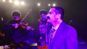 پشت صحنه فیلم مطرب با حضور ابراهیم تاتلیس