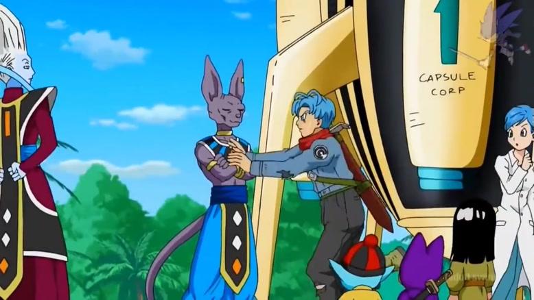 سیر تکامل بازی Vegeta Super Saiyan Blue از سال 2011 تا 2019