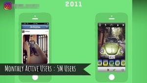 سیر تکامل اینستاگرام از سال 2010 تا 2019