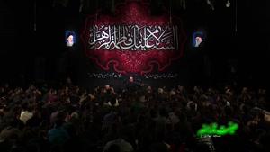 حاج امین مقدم شب پنجم فاطمیه دوم 97