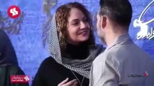 اکران فیلم ناگهان درخت با حضور مهناز افشار ،پیمان معادی