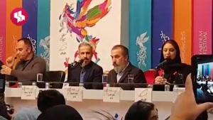 توضیح جواد رضویان درباره ی شباهت فیلمش به فیلم رسوایی