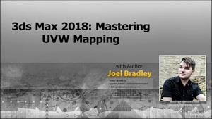 آموزش UVW Mapping در ۳ds Max ۲۰۱۸
