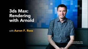 آموزش آرنولد در ۳ds Max ۲۰۱۸