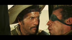 خوب بد زشت - The Good The Bad And The Ugly 1966