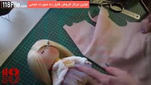 آموزش دوخت ۳ مدل عروسک روسی بهمراه الگو کامل-عیدی نوروز