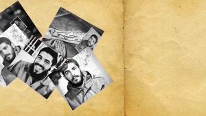 طراحی اسلاید بیوگرافی در Powerpoint - شهید جاویدالاثر ابراهیم هادی