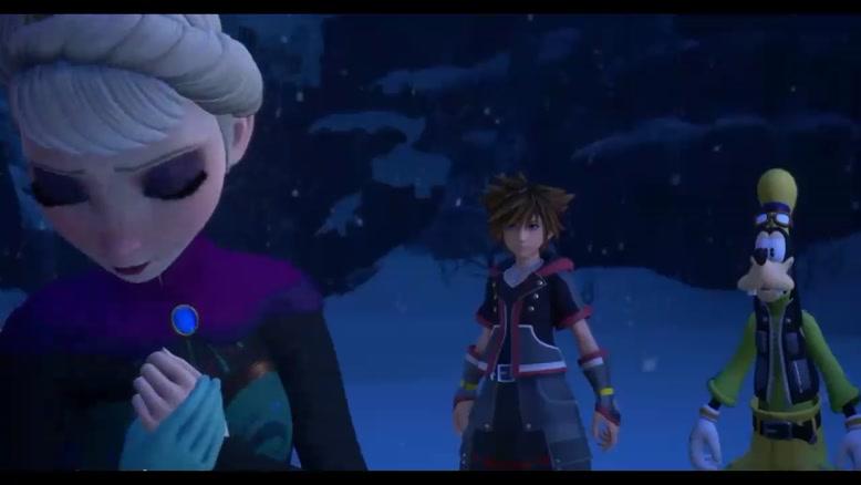 ویدویی متفاوت از بررسی بازی Kingdom Hearts III