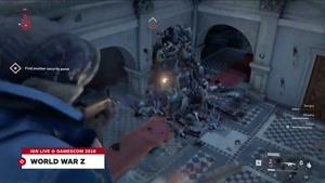 تحلیل انگلیسی بازی World War Z