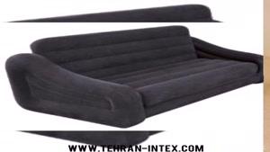 کاناپه بادی تخت خواب شو ۲ نفره
