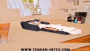 کاناپه بادی تخت خواب شو ۱ نفره