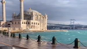 استانبول تنگه بسفر