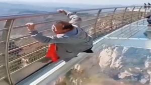 پلی عجیب در چین