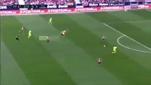 خلاصه بازی اتلتکو مادرید و ویارئال- لالیگا اسپانیا