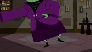 انیمیشن تام و جری ( پنجه طلایی به مدرسه می رود )