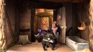 انیمیشن ( همه حیوانات ریز و درشت)