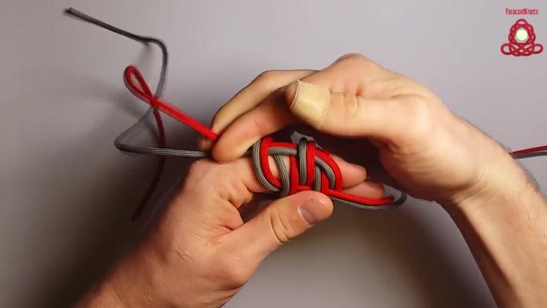 آموزش ساخت توپ گره ای