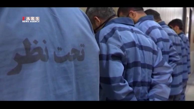 دستگیری عاملان عملیات تروریستی در ماهشهر
