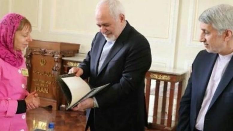 استعفای محمد جواد ظریف وزیر خارجه ایران