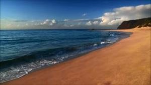 موزیک ویدیو آرامش بخش از دریا  و طبیعت