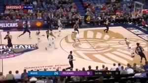 خلاصه بسکتبال نیو اورلینز - اورلاندو مجیک