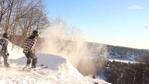 بهترین لحظات ورزش های زمستانی