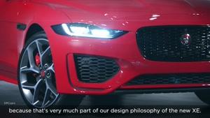 خودروی جدید جگوار رونمایی شد مدل XE