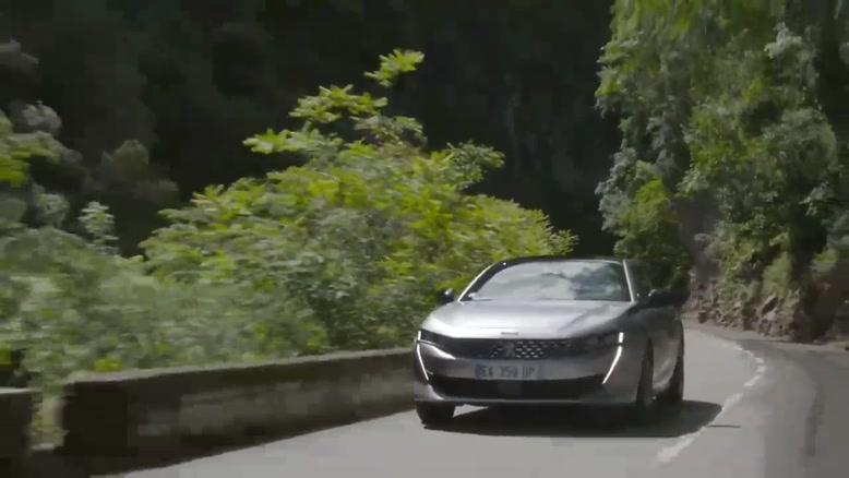 ویدئویی از نمای داخلی و رانندگی با  پژو ۵۰۸ مدل ۲۰۱۹