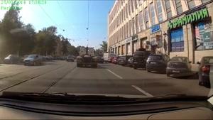 تصادف جاده ایی و خیابانی وحشتناک
