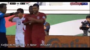 مسیر قهرمانی تیم قطر در جام ملتهای آسیا 2019